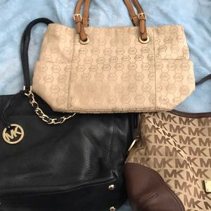 MAKE OFFER...3 MK purses, your choice!
